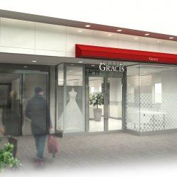 gracis新店 外観パース0227